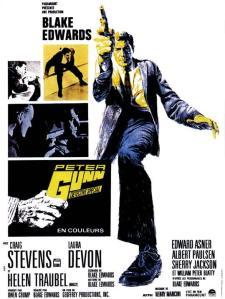 Affiche du film Peter Gunn détective spécial