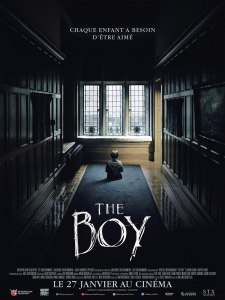 Affiche du film The boy