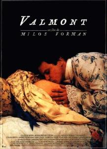 Affiche du film Valmont