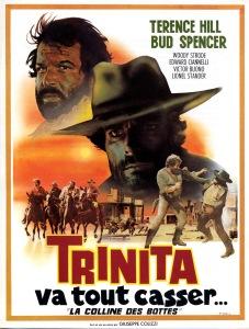 Affiche du film Trinita va tout casser