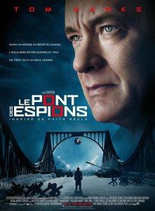 Affiche du film Le pont des espions