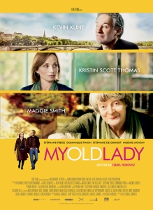 Affiche du film My old lady