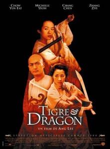 Affiche du film Tigre et dragon