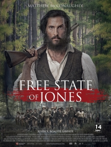 Affiche du film Free State of Jones