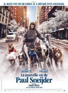 Affiche du film La nouvelle vie de Paul Sneijder