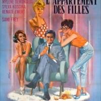 L'APPARTEMENT DES FILLES de Michel Deville (1963)