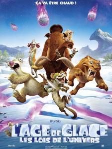 Affiche du film L'âge de glace 5