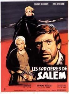 Affiche du film Les sorcières de Salem