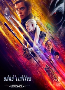 Affiche du film Star Trek Sans Limites