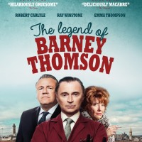THE LEGEND OF BARNEY THOMSON de Robert Carlyle (2015)