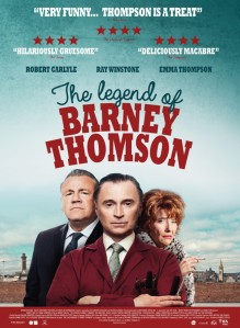 Affiche du film The legend of Barney Thomson
