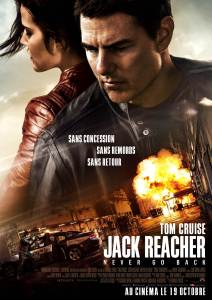 Affiche du film Jack Reacher Never Go Back