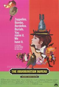 Affiche anglaise de Assassinats en tous genres