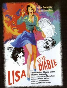 Affiche du film Lisa et le diable