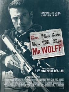Affiche du film Mr Wolff