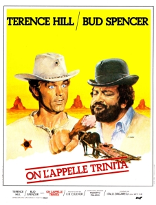 Affiche du film On l'appelle Trinita