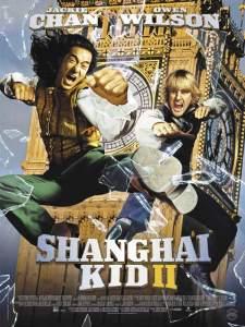 Affiche du film Shangaï Kid 2