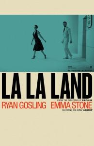 Affiche américaine du film La La Land