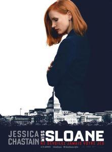 Affiche du film Miss Sloane
