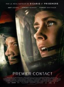 Affiche du film Premier contact