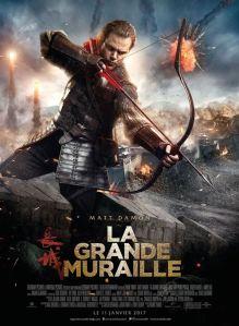 Affiche du film La Grande Muraille