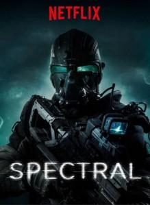 Affiche du film Spectral