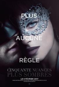 Affiche du film 50 nuances plus sombres
