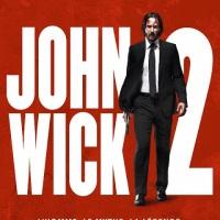 JOHN WICK 2 de Chad Stahelski (2017)