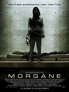 Affiche du film Morgane