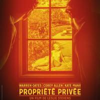PROPRIÉTÉ PRIVÉE de Leslie Stevens (1960)