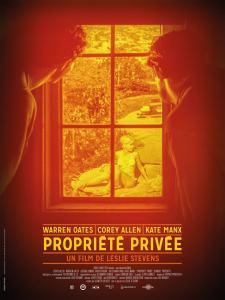 Affiche reprise Propriété privée