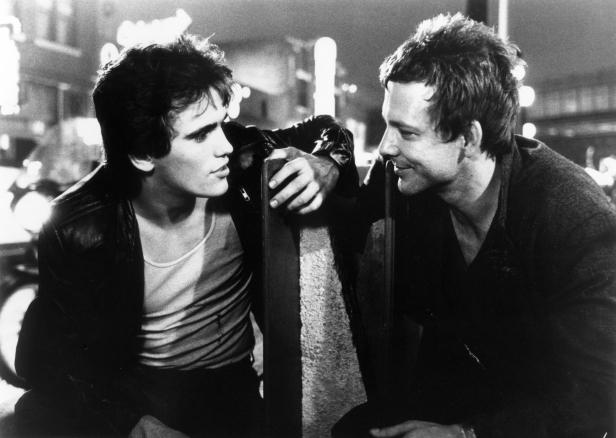 Matt Dillon et Mickey Rourke