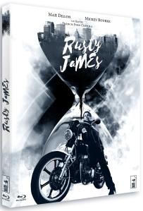 Jaquette Blu-ray du film Rusty James