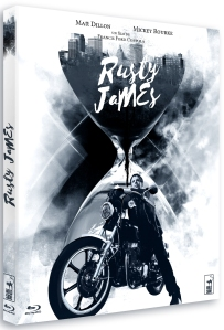 Jaquette Blu-ray du film Rusty James