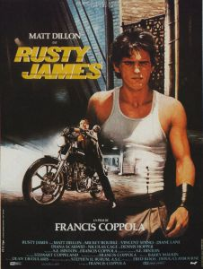 Affiche du film Rusty James