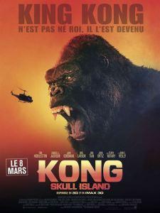 Affiche du film  Kong Skull Island