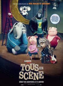 Affiche du film Tous en scène