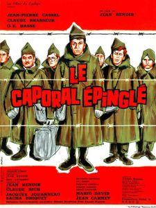 Affiche du film Le caporal épinglé