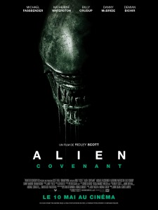 Affiche du film Alien Covenant