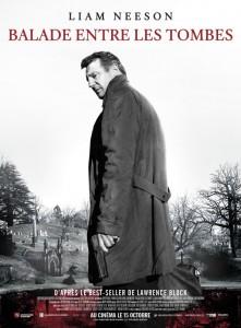 Affiche du film Balade entre les tombes
