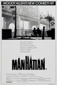 Affiche du film Manhattan