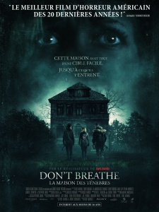 Affiche du film Don't Breathe