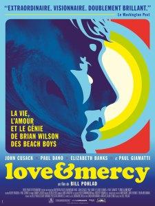 Affiche du film Love & Mercy
