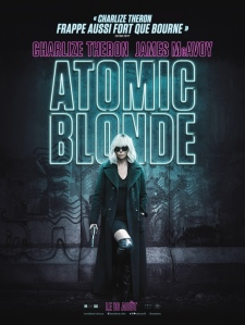 Affiche du film Atomic Blonde