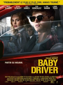 Affiche du film Baby Driver