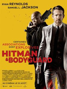 Affiche du film Hitman and Bodyguard