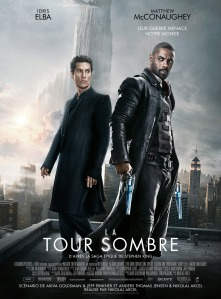 Affiche du film La tour sombre