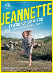 Affiche du film Jeannette