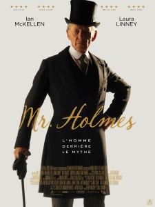 Affiche du film Mr Holmes