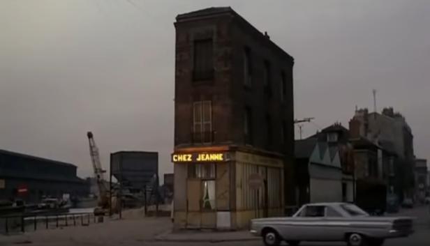 Photo café Chez Jeanne dans Bye Bye Barbara